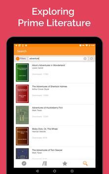 Gutenberg Books apk screenshot