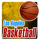Los Angeles Basketball icon