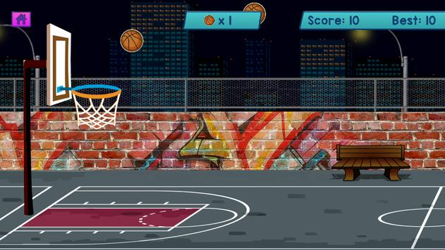 Los Angeles Basketball apk screenshot