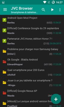 JVC Browser apk screenshot
