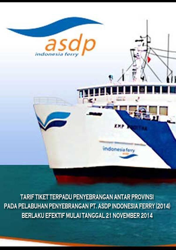 Tarif Tiket Kapal Pt Asdp For Android Apk Download