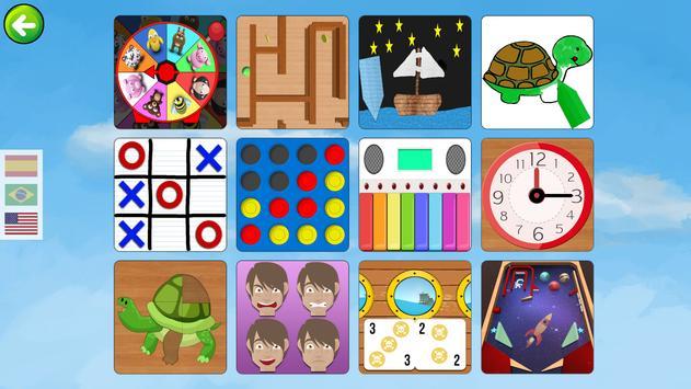 Educational Games 4 Kids poster