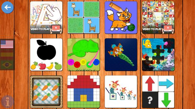 Kids Educational Game 5 poster