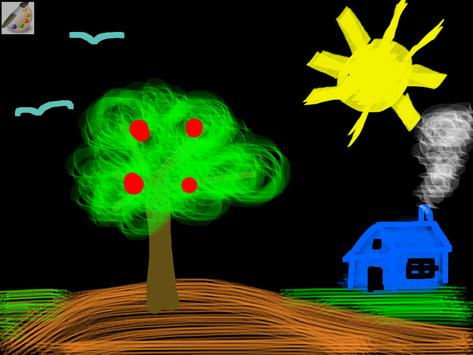 kids paint coloring free apk screenshot - Kids Paint Download