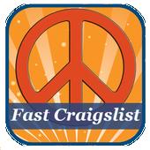 Fast Craigslist App icon