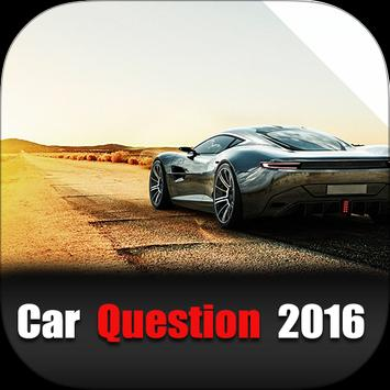 Car Question 2016 poster