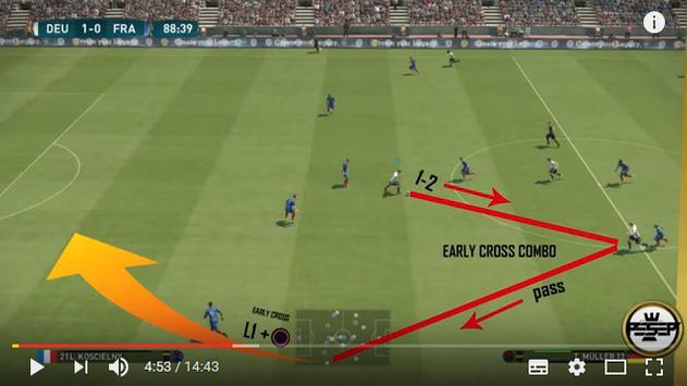Guide HD PES 2017 screenshot 2