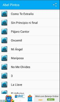 Abel Pintos Motivos apk screenshot