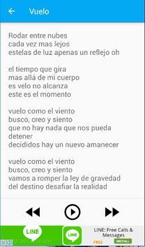 De Soy Luna Musica y Letras apk screenshot