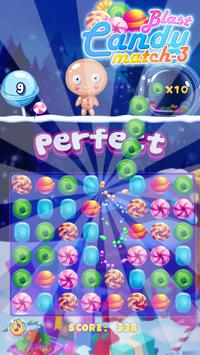 Candy Blast Match3 Puzzle apk screenshot