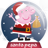 Peppa Paintbox Pig icon
