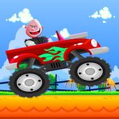 Superslip Captain Car For Kids icon
