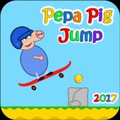 Pepa Pig Jump icon