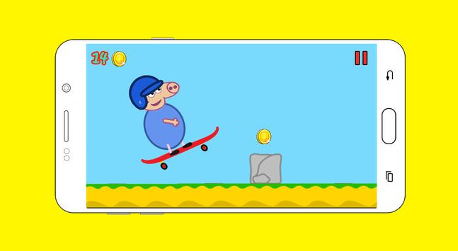 Pepa Pig Jump screenshot 1