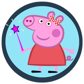 PEPA WORLD  PIG ADVENTURE RUN icon