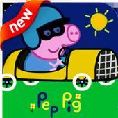 New Pepa pig Racing 2 icon