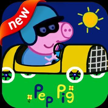 New Pepa pig Racing 2 apk screenshot