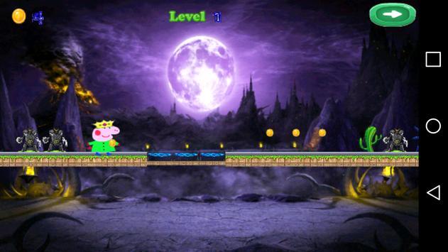 Pepa Adventure Jumping apk screenshot