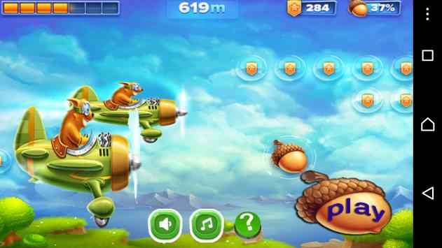 Jungle Castle Run 4 poster