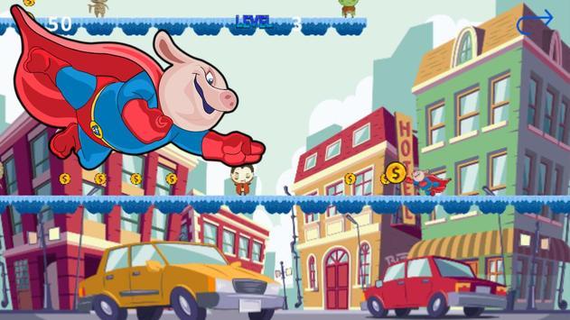 Super Hipo Pig - Adventure Pepa Hero poster