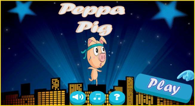 pepa adventure pig star poster