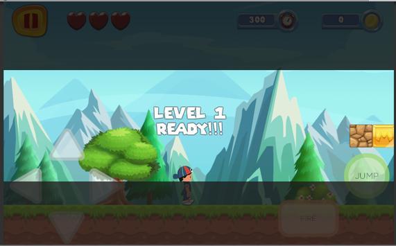 jungle adventure game apk screenshot