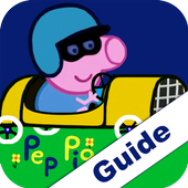 Guide for peppa pig car 3 icon