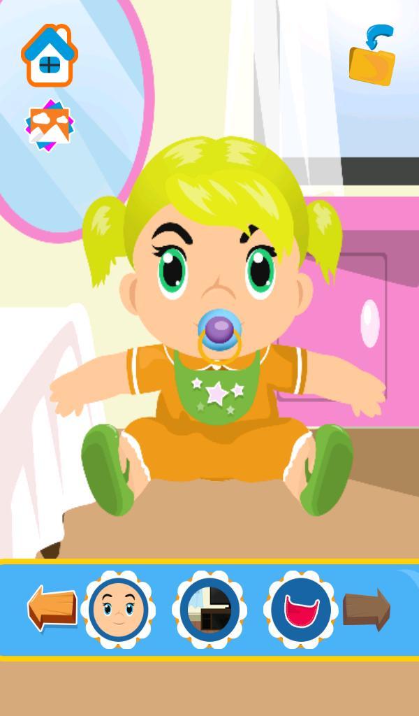 Juegos De Vestir Bebes For Android Apk Download