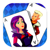 Solitaire The Descendants icon