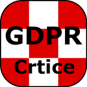 GDPR crtice icon