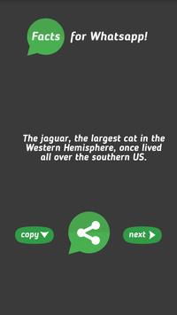 Facts for WhatsApp apk screenshot