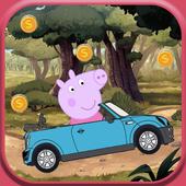 🐷  Peppa Adventure Pig icon