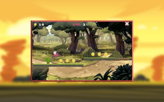 🐷  Peppa Adventure Pig apk screenshot