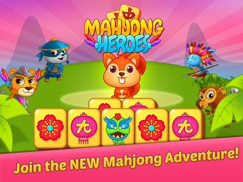 Mahjong Heroes screenshot 14