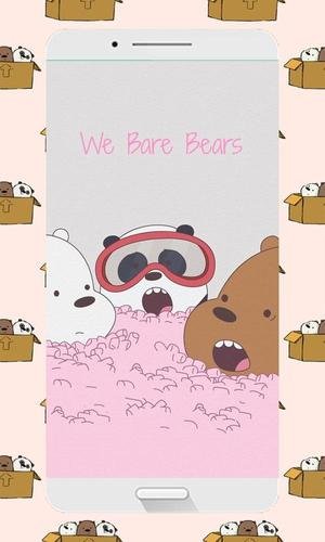 We Bare Bears Wallpapers For Android Apk Download