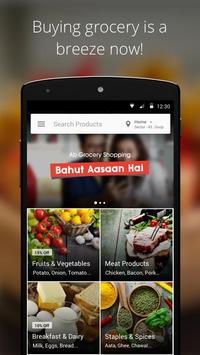 PepperTap - Online Grocery poster