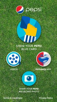 Pepsi Blue Card apk screenshot