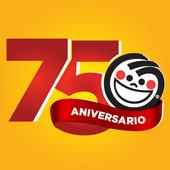 75 Aniversario icon