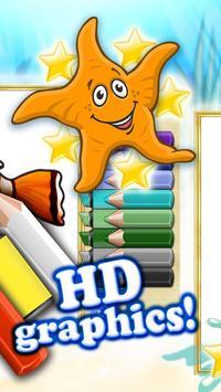 Coloring books toddlers & kids apk screenshot