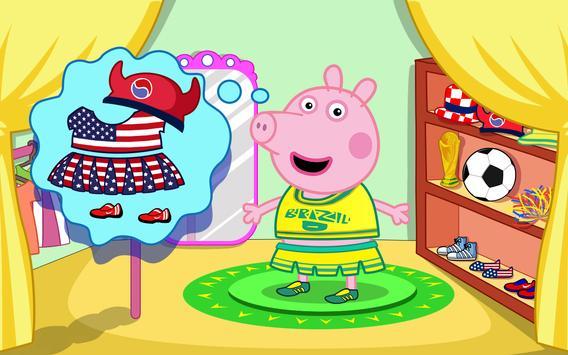 Pepy Pig Dress Up apk screenshot