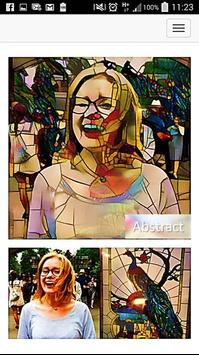 Photo editor - Abstract art filter apk screenshot