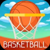 Basketball Master Challenge-Throw Ball into Basket icon