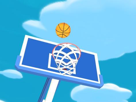 Basketball Hoops Master Challenge screenshot 10