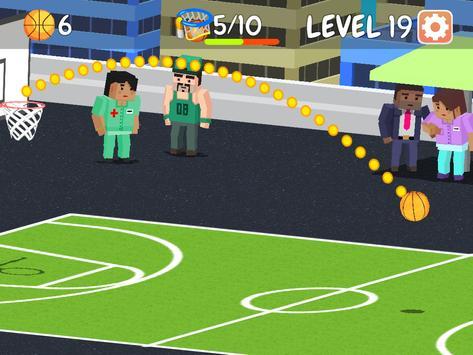 Basketball Hoops Master Challenge screenshot 12