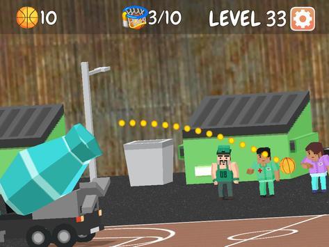Basketball Hoops Master Challenge screenshot 13