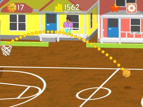 Basketball Hoops Master Challenge screenshot 14