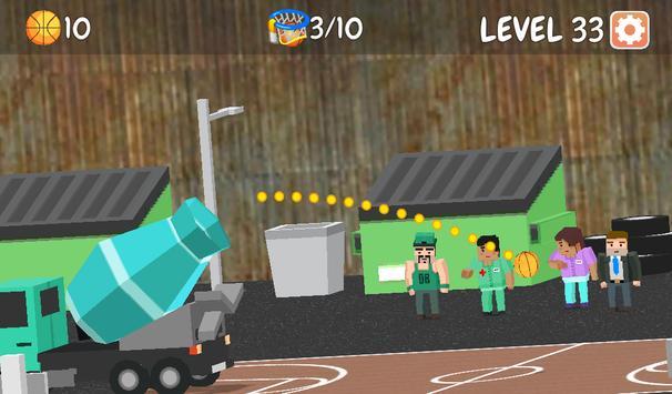 Basketball Hoops Master Challenge screenshot 20