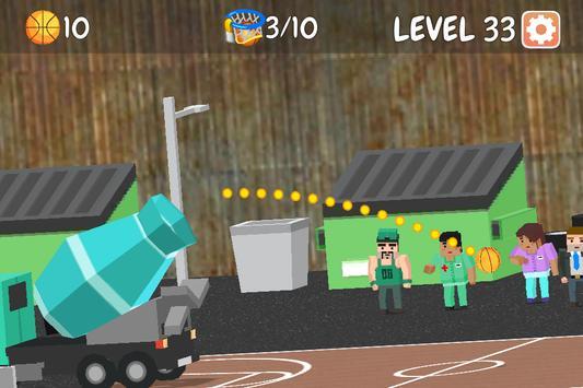 Basketball Hoops Master Challenge screenshot 5