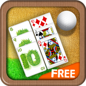 Golf Solitaire Multi: card game with 20 tableau icon