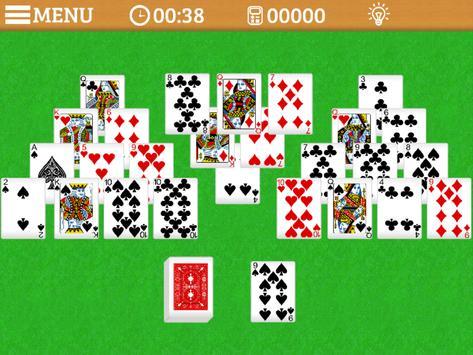 Golf Solitaire Multi screenshot 14